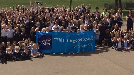 Featherstone Wood School, Stevenage, Ofsted report 2015