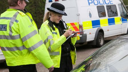 Celebrating the work of special constables