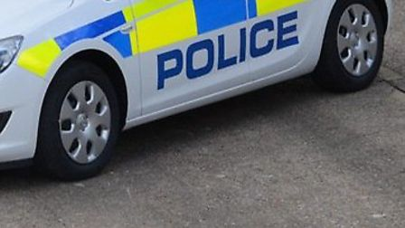 Police are increasing patrols in Baldock after a 'fat and very scruffy' man exposed himself.