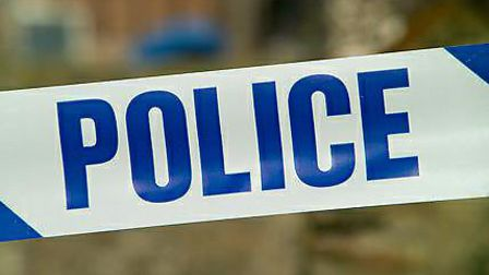 Two teenage boys have been arrested after a car chase ended in a crash just outside Baldock.
