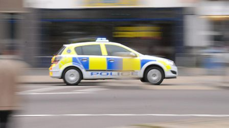 Police chase suspected drug driver in Letchworth after he abandons motorbike