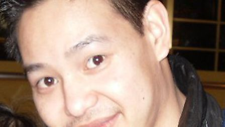 Simon Cheung was killed after a car driven by a woman who was blind in one eye passed through a red
