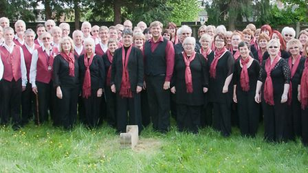 City Chorus are performing at Letchworth Free Church as part of the festival.