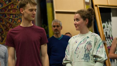 Bancroft Players Much Ado About Nothing, June 2015
