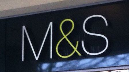 Marks and Spencer.