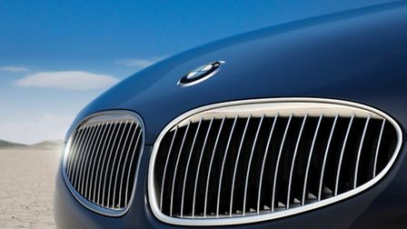 Police are linking four crimes involving BMW cars in Hitchin