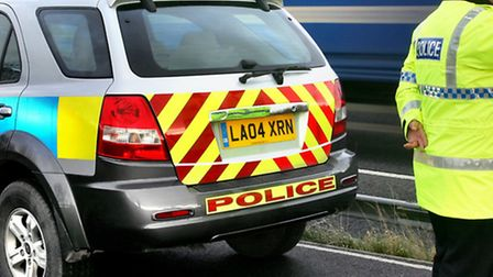 There has been a three car crash on the B656 Codicote High Street this morning