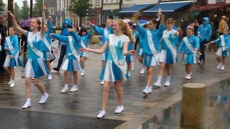 Letchworth Festival Grand Opening Parade.