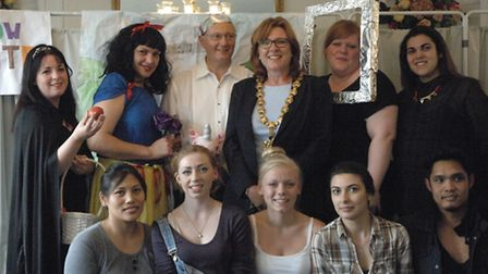 Highfield Care home open day