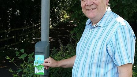 The Beat the Street box 310 near Coreys Mill is the least popular in Stevenage.