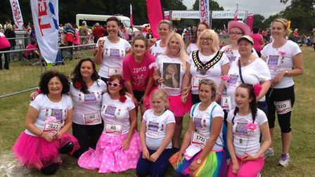 SWS 30 Race for Life Harris