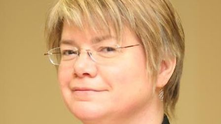 Lynne Ceeney is new vice chair at North Herts College