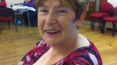 Linda Heritage, who was told she had six months to live when she was diagnosed with pulmonary hypert