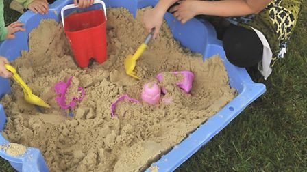 There's plenty of sand play in store at the summer festival sessions
