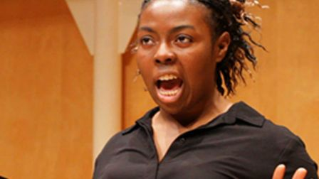 Michelle Chantelle Hopewell appears in Sister Act at the Gordon Craig Theatre