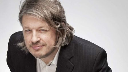 Richard Herring is appearing in Hitchin on August 1
