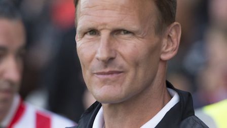 Teddy Sheringham Picture: Paul Sanwell/OP Photographic