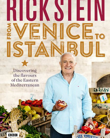 New book by Rick Stein, who is coming to Letchworth in September