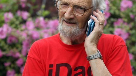 Don Sawyer was targeted by a phone scammer and is urging others to be on their guard.