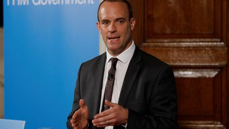 Dominic Raab will receive more than �16,000 in 'redundancy pay' from the taxpayer after quitting the