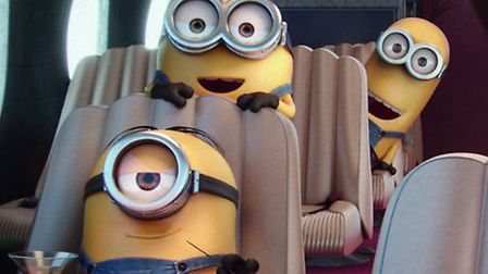 Minions have proved to be moneymakers for a corporate charity campaign