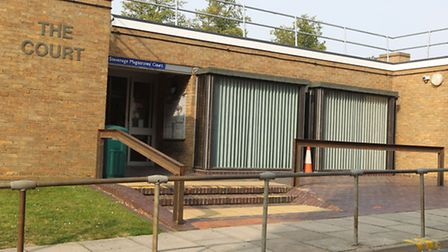 A woman was sentenced at Stevenage Magistrates' Court to 100 hours unpaid work.