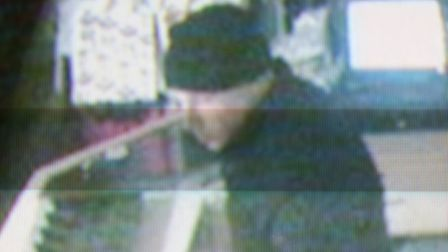 Police want to speak to man caught on CCTV.