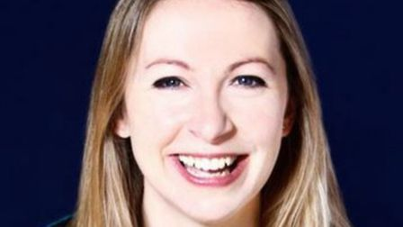 Stand-up Jenny Collier is coming to Stevenage in September