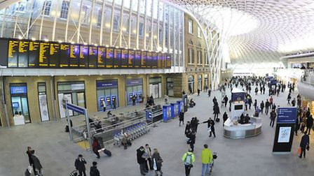 Services have been delayed due to a trespass incident at London King's Cross