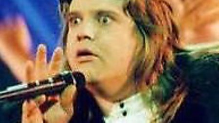 Andy Pryke will be performing at Henlow as a Meatloaf tribute act