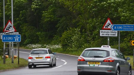 The A1(M) will be shut northbound at Junction 6 for Welwyn for eight consecutive nights.