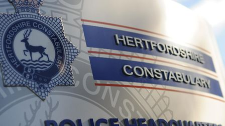 A 29-year-old man from Hitchin has been arrested on suspicion of the theft of agricultural equipment