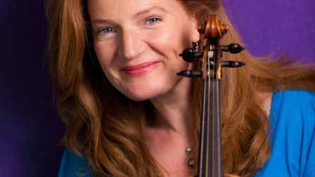 Rachel Podger appears at Weston Music in October