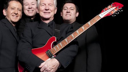 The Searchers are at the Gordon Craig Theatre next week
