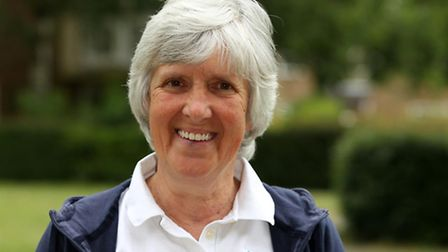 Diana Seller of Knebworth Physiotherapy Clinic