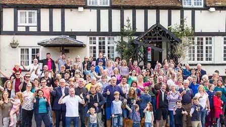 People in Whitwell rally to save the Maiden's Head