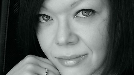 Author Tania Walsh, who has secured a publishing deal.