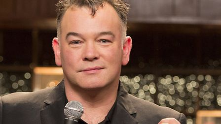 Stewart Lee is heading back to Hitchin. Picture by Colin Hutton.