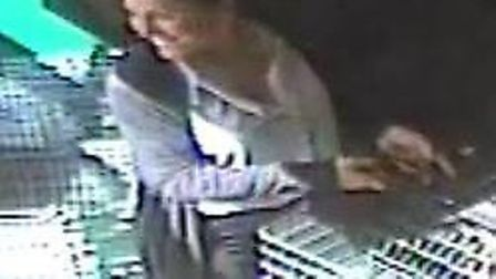 Police wish to speak to this woman in relation to a distraction burglary which took place in Letchwo