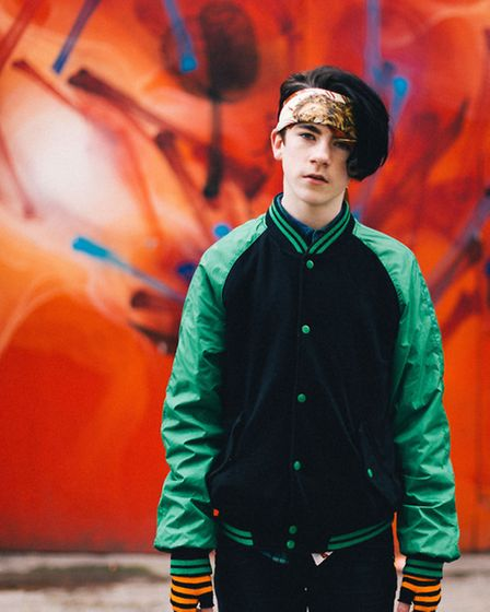Rising star Declan McKenna is booked to appear at an Early Doors Disco show at Hitchin's Club 85