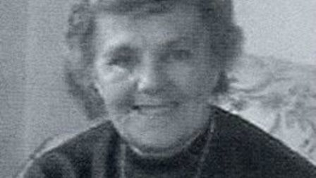 Stevenage New Town pioneer Connie Rees, who died at the age of 95.