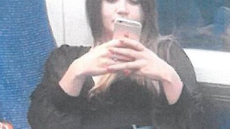 British Transport Police want to speak to this woman in connection with threats made to a pregnant w