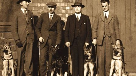 1931 first guide dog owners