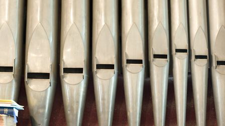 Work on the Ickleford organ means the concert has been switched to a Hitchin venue