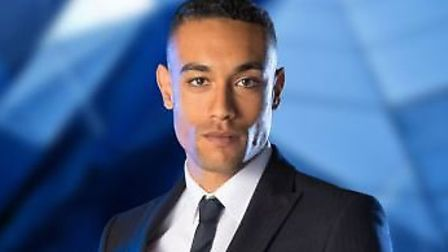 Scott Saunders will appear in the new series of The Apprentice 2015 [Picture: BBC/Boundless/Jim Mark