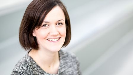 Lucy Hann, managing director of Hart L&D, part of the Hart Learning Group
