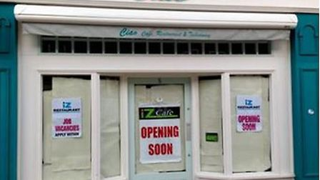 Ciao Cafe in Letchworth has closed its doors.