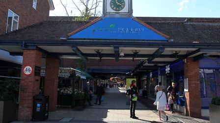 Garden Square Shopping Centre in Letchworth has been sold for £19.3 million.