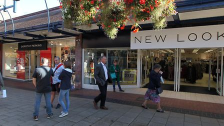 Garden Square Shopping Centre in Letchworth has been sold for £19.3 million