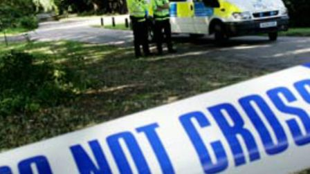 Police are investigating a fatal road crash on a rural road south of Hitchin